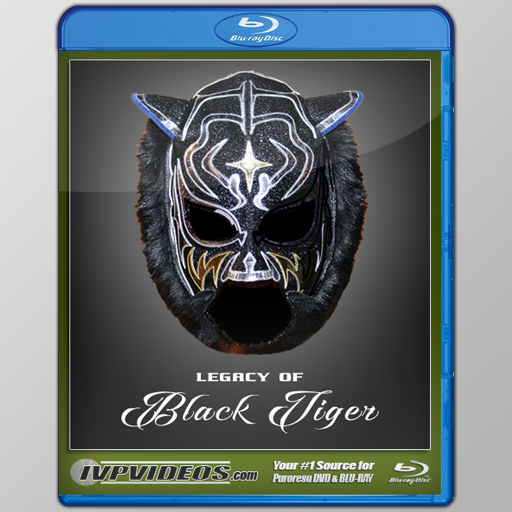 Best of Black Tiger (Blu-Ray with Cover Art)