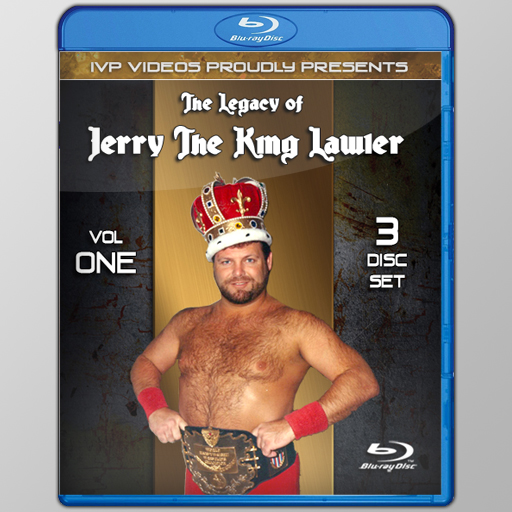 Best of Jerry Lawler (Blu-Ray 3 Disc Set)
