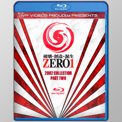 Zero One in 2002 Collection V.2 (Dual Layer Blu-Ray w/ Cover Art